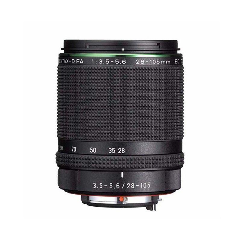 Pentax SMC HD D-FA 28-105/3,5-5,6 ED SM WR