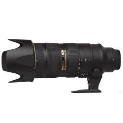 Noleggio Nikon AF-S 70-200/2,8 VR II