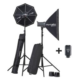 Elinchrom KIT D-LITE RX ONE/ONE Softbox To Go