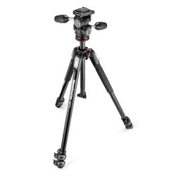 Manfrotto Kit MK190X3 + testa3W