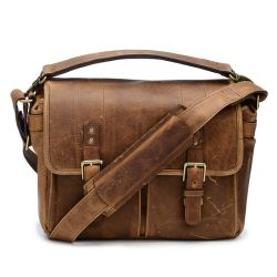 ONA Prince Street Leather Antique Cognac