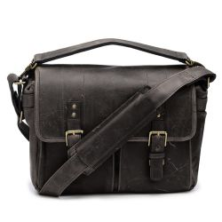 ONA Prince Street - Leather Dark Truffle