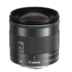 Canon EF-M 11-22/4-5,6 IS STM