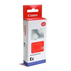Canon focusing screen Ec-III