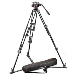 Manfrotto Kit video MVH502A,546BK-1