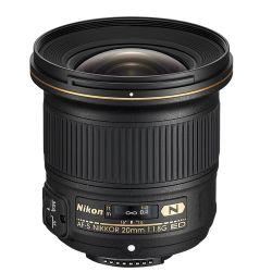 Nikon AF-S 20/1,8G ED