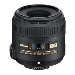 Nikon AF-S 40/2,8G Micro