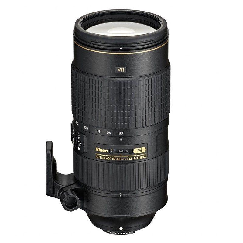 Nikkor AF 80-400/4,5-5,6 ED VR new