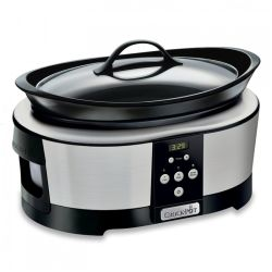 Crock-Pot Slow Cooker - 5,7 litri