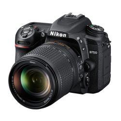 Nikon D7500 + 18-140
