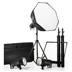 Broncolor - Siros 400 Pro kit