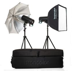 Broncolor - Siros 400 L Outdoor Kit 2