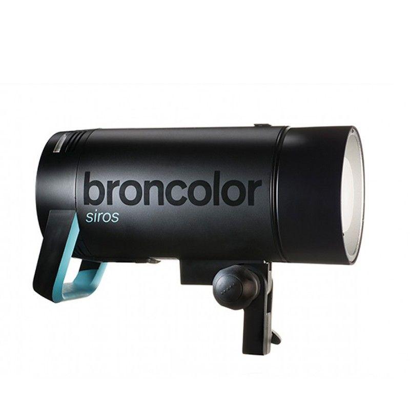 Broncolor - Siros 400 L WiFi / RFS 2.1 incl. Flash Bag 1.1