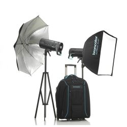 Broncolor - Siros 400 L WiFi / RFS 2.1 incl. Flash Bag 1.1
