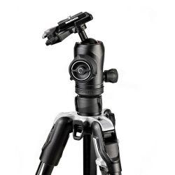 Manfrotto Kit Befree Advanced nero in alluminio con chiusura Twist