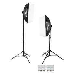 Westcott D5 Daylight Softbox Kit – FLUO