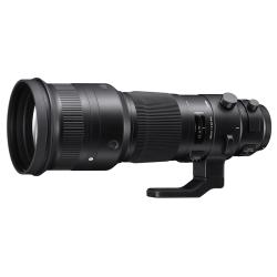 Sigma 500/4 (S) APO DG  OS HSM per Nikon