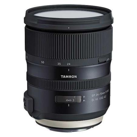 Tamron 24-70/2,8 SP DI VC USD G2 per Canon