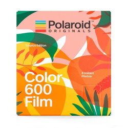 Polaroid Tropic Edition Color film 600
