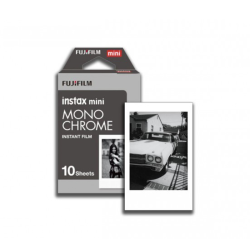 FUJI ISTANX MINI Mono Chrome FILM 10F