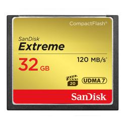 SanDisc CF Extreme 32GB