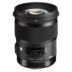 Sigma 50/1,4 DG HSM per Canon EF