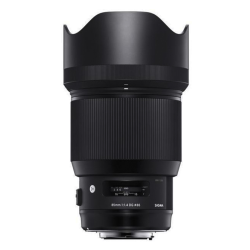 Sigma 85/1,4 DG HSM per Canon EF