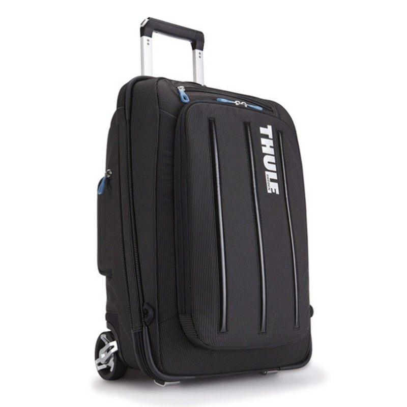 cb5579505b Per i viaggi è meglio un trolley o uno zaino? Con questo bagaglio verticale  unico nel suo genere, dotato di cinghie in rete a scomparsa, non c'è  bisogno di ...