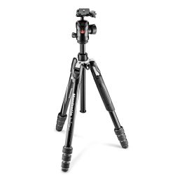 Manfrotto Kit Befree Advanced GT nero in alluminio 4 sez...