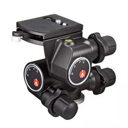 Manfrotto Testa junior cremagliera 410