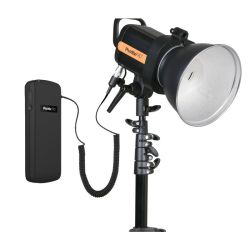 Phottix Indra 360 TTL Studio Light and Battery Pack Kit EU