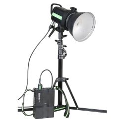 Phottix Indra 500 TTL Studio Light and Battery Pack