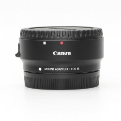 Canon mount adapter eos M