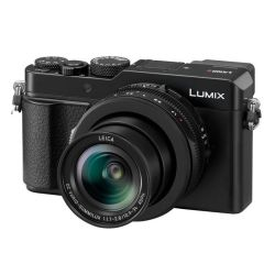 Panasonic Lumix LX100 Mark II Black