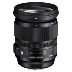 Sigma 24-105/4 DG OS HSM per Nikon