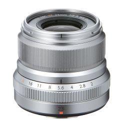 Fujinon XF 23/2 R WR silver