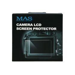 MAS LCD Protector in Cristallo per Canon Eos 6D Mark II