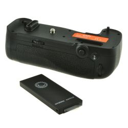 Jupio – Battery grip per Nikon D500 con telecomando wireless