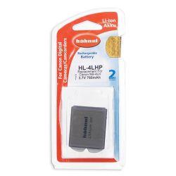 Hähnel Batterie per macchine digitali Canon HL 4LHP