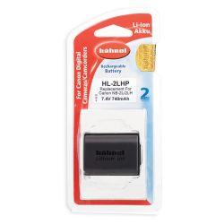 Hähnel Batterie per macchine digitali Canon HL 2LHP