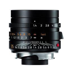 Leica 35mm f1,4 M SUMMILUX ASPH. NERO