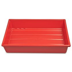 Kaiser bacinella rossa 30X40cm