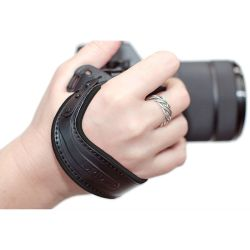 Spider Hand Strap Light per Mirrorless Nero