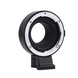 Coomlite Anello Adattatore Autofocus Canon EF/EF-S su...