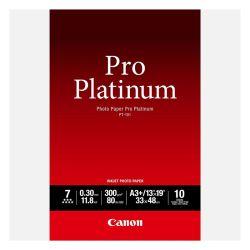 Carta fotografica Canon Pro Platinum PT-101 A3+ - 10 fogli