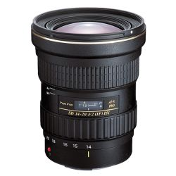 Tokina AT-X 14-20mm f2 Pro DX  per Canon