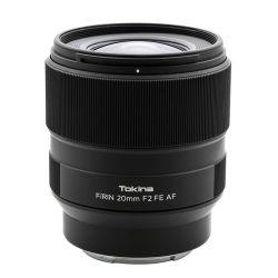 Tokina Firin 20mm f2 FE AF