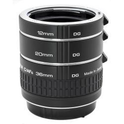 Kenko Automatic Extension Tube Set DG per Canon EOS