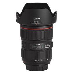 Noleggio Canon EF 24-70/2,8L II USM