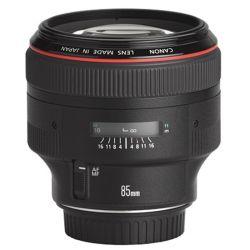 Noleggio Canon EF 85/1,2L II USM